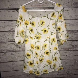 Women's Forever 21 summer shirt